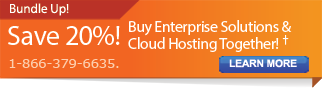 20% off - Enterprise Solutions & Cloud Hosting