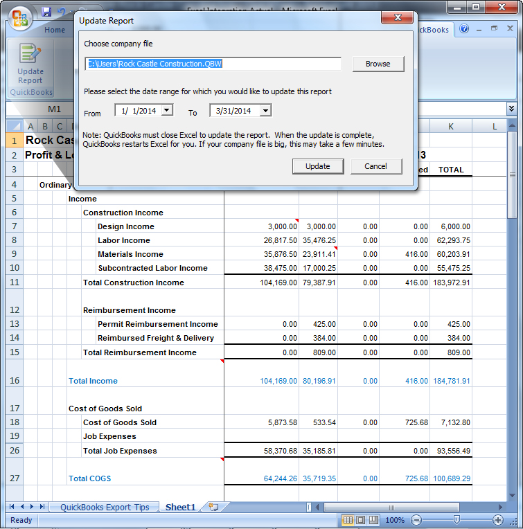 QuickBooks | Databytes Integrated Services