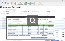 Enterprise Solutions automatically tracks every invoice until it's paid.