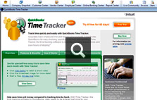 QuickBooks Time Tracker is the fastest way to track and record billable time in Enterprise Solutions.