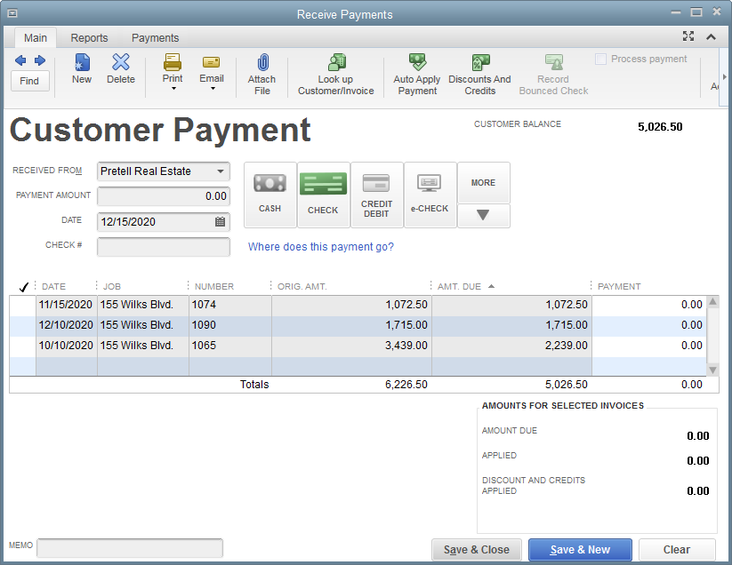 Contractor Accounting Software - QuickBooks Desktop Enterprise - photo#48